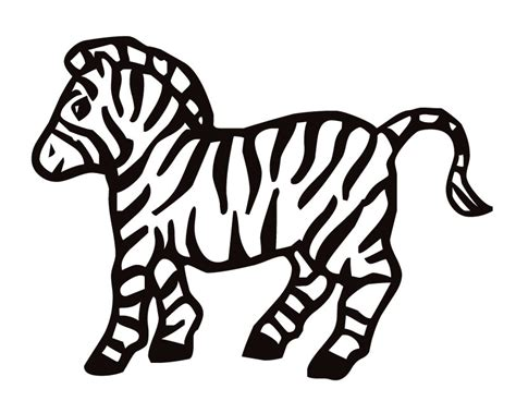 zebra coloring page zebra coloring pages coloring pages to print