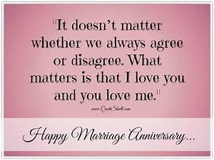 Happy Marriage Anniversary Quotes for Wife | Happy ...