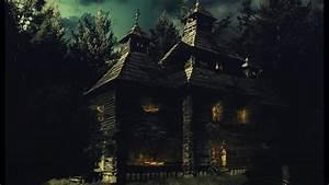 Haunted House Wallpaper Desktop