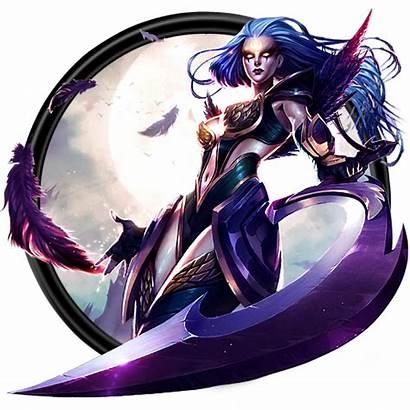 Diana Valkyrie League Dark Legends Outlawninja Riven