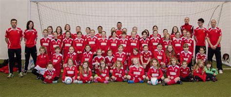 Under 7s - Aberdeen FC Ladies