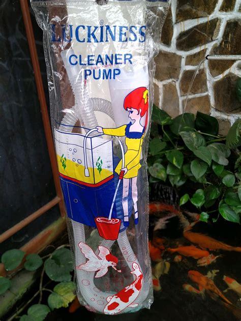 Jual Pompa kuras aquarium akuarium pump penguras penyedot ...