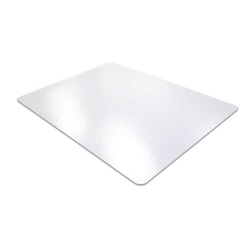 your floor use polycarbonate chair mat for carpets