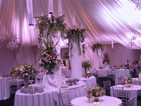 inexpensive  elegant wedding reception decorating ideas