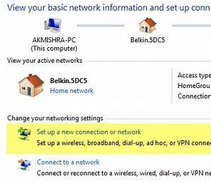 Neues Netzwerk Einrichten : wie man einen desktop oder laptop wie einen router verh lt ~ Watch28wear.com Haus und Dekorationen