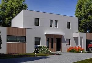 modeles et plans de maisons cubiques habitat concept With plan de maison cubique 6 maisons cubiques architecture et tradition
