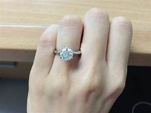 2 carat diamond ring price tiffany With 2 karat wedding ring