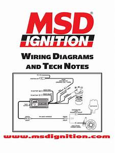 Msd Streetfire 5520 Wiring Diagram For Chevy With Magnetic Pickup Trigger