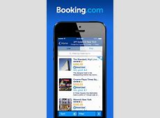 Bookingcom App Makes It Easier to See Your Booking