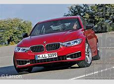 BMW 3er G20 2018 Vorschau autobildde
