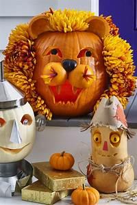 Tete De Citrouille Pour Halloween : comment creuser une citrouille pour halloween id es et tutos ~ Melissatoandfro.com Idées de Décoration