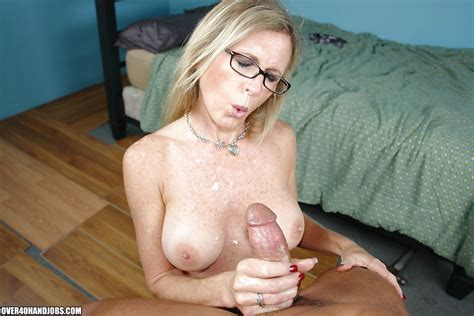Stunning Mature Blonde With Big Boobs Gives A Sensual