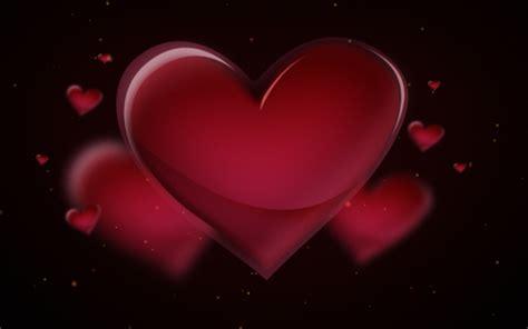 Free Screensaver Valentine Hearts