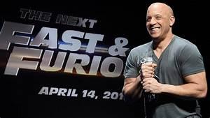 Vin Diesel Fast And Furious 8 : vin diesel announces fast and furious 8 release date youtube ~ Medecine-chirurgie-esthetiques.com Avis de Voitures