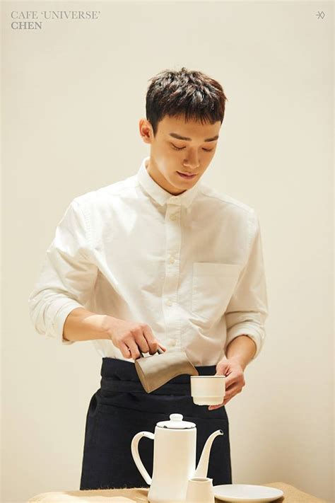 exo universe photoshoot teaser exo winter special album quot cafe universe quot concept