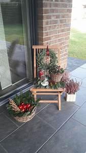 Weihnachtsdeko Aussen Dekoration : weihnachtsdeko 39 weihnachten drau en 39 weihnachtsdeko pinterest weihnachten ~ Frokenaadalensverden.com Haus und Dekorationen