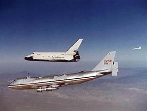 Flight testing of the Space Shuttle Enterprise