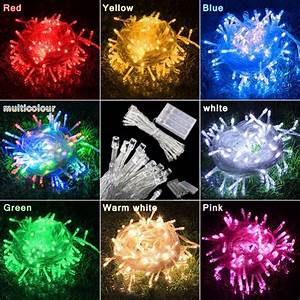 Electric 20  40  200  300  400  500 Led Fairy String Christmas