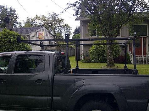 show   homemade truck racks tacoma world