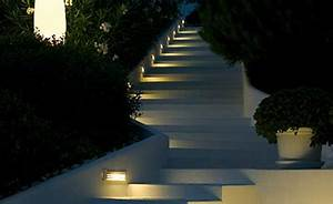 Treppenbeleuchtung Led Außen : treppenbeleuchtung sicher stilvoll dekorativ ~ Markanthonyermac.com Haus und Dekorationen