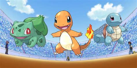 Pokémon Red & Blue's Starter Pokémon Were Actually ...