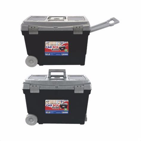 farad box auto carrinho caixa ferramentas rodinhas car box maleta chaves