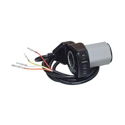 Razor Variable Speed Wire Twist Grip Throttle For