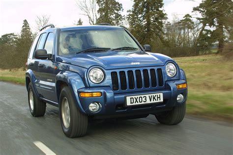 older jeep liberty jeep cherokee 2002 car review honest john