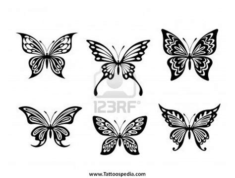white butterfly tattoo designs images  pinterest