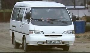 Hyundai H100 Shuttle Van Dimensions