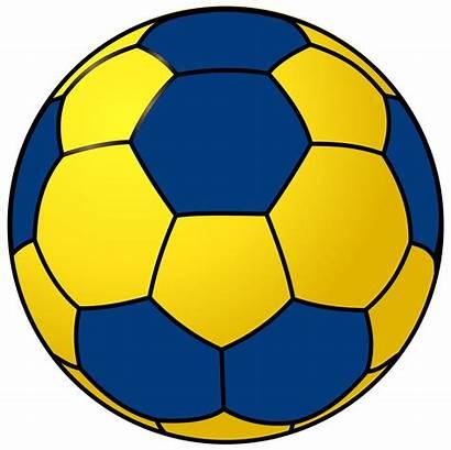 Handball Ballon Svg Clipart Clip Pixels Wikimedia
