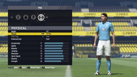 Fifa 17 Player Career Mode // The Next Zlatan Ibrahimovic