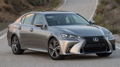 Lexus Gs 350 2017 by 2017 Lexus Gs 350 Styles Features Highlights