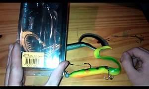 Real Eel Savage Gear - pierwsze wrażenie - YouTube