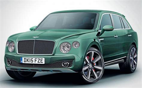 Bentley Suv Will Be Called Bentayga, Luxury Car Maker Reveals