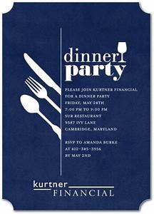 template for dinner invitation