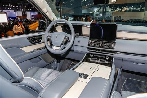 lincoln navigator review release price engine