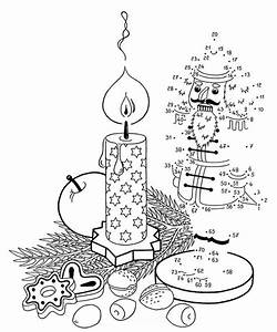 Adventskalender Zahlen Mathe : ausmalbild malen nach zahlen malen nach zahlen nussknacker kostenlos ausdrucken mandala ~ Indierocktalk.com Haus und Dekorationen
