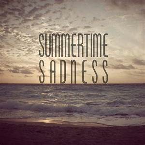 SUMMERTIME SADNESS Art Print by SUNLIGHT STUDIOS Monika ...