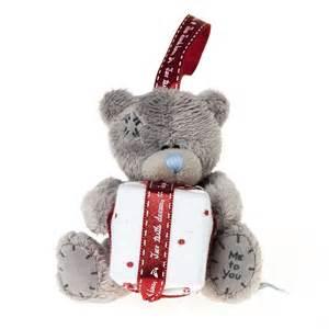me to you christmas decorations tree and xmas ornaments tatty teddy bear ebay