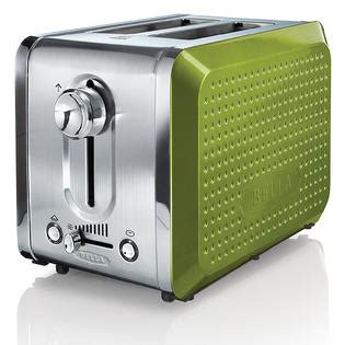 Bella 2 Slice Toaster Lime Green  Appliances Small