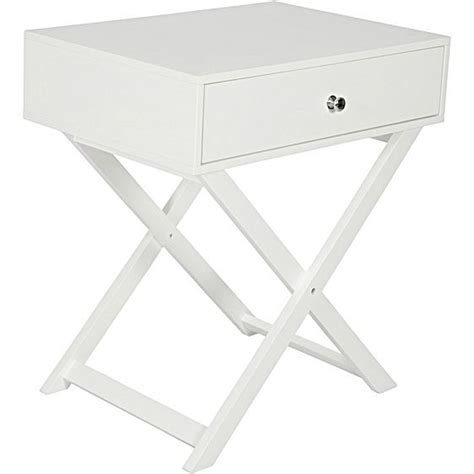 lauder white side table  casa uno  images white