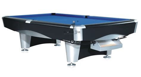 small slate pool table factory solid wood billiard table with slate 8ft pool
