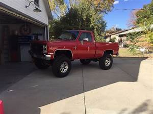 1985 Chevy K10 For Sale  K Pickup 1500 K10