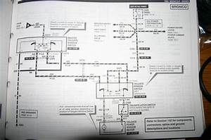 1994 Ford Bronco Tailgate Wiring Diagram Picture