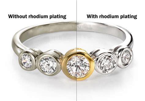 Grandis Jewellery: Rhodium Plating