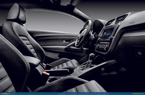 interieur auto ausmotive 187 volkswagen scirocco r official details