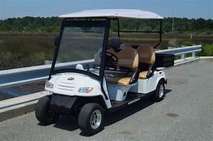 Motoev 4 Passenger Utility Street Legal Golf Cart