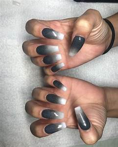 50 Easy And Glamorous Ombre Nail Art Design Ideas For