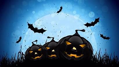 Halloween Happy Scary 4k Wallpapers Night Desktop